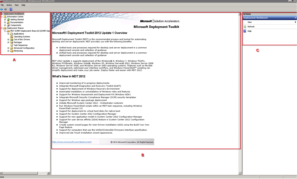 MDT 2012 Deployment Guide: Step by Step (1 of 11